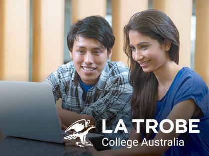 La Trobe College Australia students