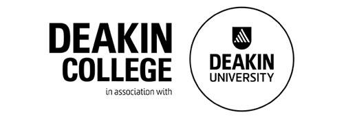 Deakin College logo